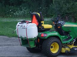image result for making my lawn tractor a farm sprayer vineyard