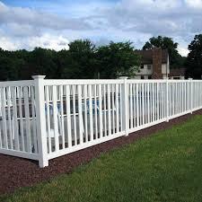 Cheap Backyard Fence Ideas by Outdoor Fencing Ideas U2013 Creativealternatives Co