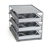 Linus Spice Rack Interdesign Linus Spice Rack Drawer Organizer For Kitchen Storage