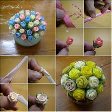 straw flowers how to make beautiful flowers from straws diy tutorial