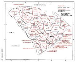 the usgenweb archives project south carolina maps