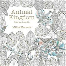 tropical coloring book adventure millie marotta