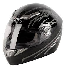 shark motocross helmets amazon com nitro aikido full face helmet matte black small