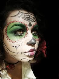 day of the dead makeup for halloween dia de los muertos face paint dia de los muertos pinterest