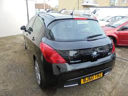 2010 peugeot for sale used 2010 peugeot 308 gt hdiesel 5 dr 6 for sale in pevensey bay