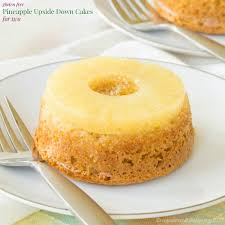 gluten free pineapple upside down cake for two cupcakes u0026 kale chips