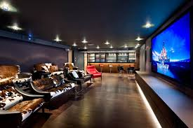 Beautiful Movie Theater Design Ideas Contemporary Home Design - Best home theater design