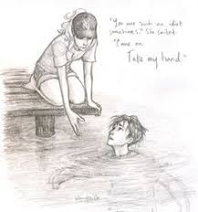 new percabeth drawing by viria sketching pinterest
