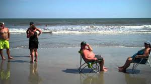 on the beach in palmetto dunes hilton head island youtube