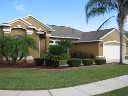 Florida House by Exterior Painting Photo Gallery By Peck Painting Brevard County Fl