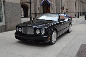 bentley 2009 2009 bentley azure stock gc1652 s for sale near chicago il il