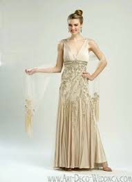 50 best art deco wedding dresses images on pinterest vintage
