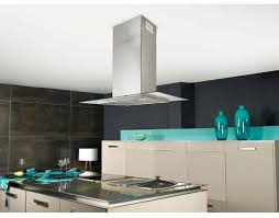 glass linear island cooker hood 90cm s steel franke cooker
