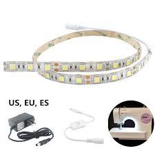 sewing machine led lighting kit machine working led lights attachable led sewing light strip kit