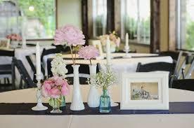 Pink Milk Glass Vase Nichole U0026 Zane At Wadley Farms Calie Rose