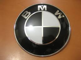black and white bmw roundel looking to purchase oem or better quality and e92 trunk