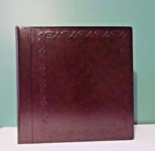 leather bound wedding albums leather book bound wedding photo albums ebay