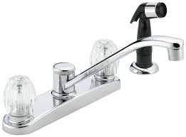 fixing a leaky kitchen faucet leaking kitchen faucet bloomingcactus me