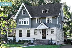 three story houses 6 jaw dropping curb appeal makeovers curb appeal three story