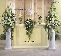 church flower arrangements beautiful church wedding flower decorations wedding decor