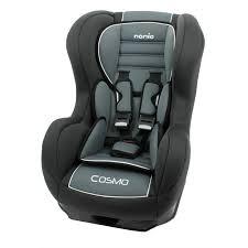 siege auto a partir de 9kg siège auto nania cosmo luxe gris groupe 0 1 norauto fr