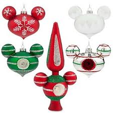 Retro Christmas Tree Toppers - your wdw store disney christmas ornament and tree topper set