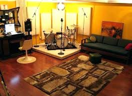 small music studio bedroom music studio ideas home decorating music room recording