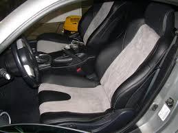 nissan 350z back seat cloth vs leather seats page 2 my350z com nissan 350z and