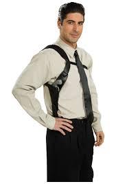 Sweeney Todd Halloween Costume Mob Boss Gun Holster Gangster Halloween Costume Accessory