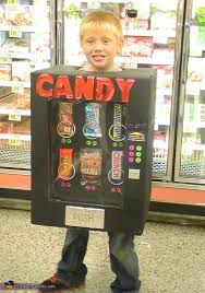 Candy Costumes Halloween Candy Vending Machine Halloween Costume Contest Costume Works