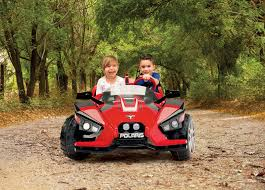 perego cars spoil your kid with an electric polaris slingshot autoevolution