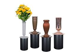 Graveside Flower Vases Memorial Vases U S Metalcraft Inc