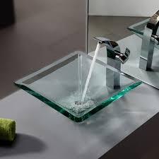 blue glass vessel sink bathroom vessel sinks blue glass with vessel sinks cheap and kraus