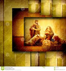 religious christmas cards nativiy scene royalty free stock photos