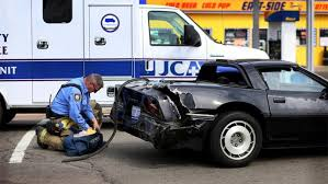 corvette car crash how safe are you and your passenger in a c4 corvette