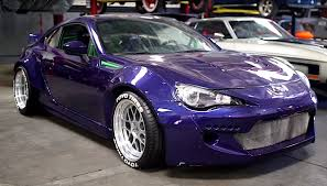 custom subaru brz wide body f u0026f franchise goes wide with fate of the furious u0027 cars