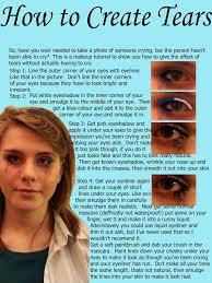 zombie cinderella tutorial crying eyes tutorial by my cinderella makeup on deviantart