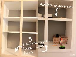 Recessed Shelves In Bathroom Recessed Bathroom Storage Home Made By Carmona