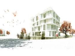 Low Cost Home Building Low Cost Apartments Incorporating Smart Materials Hamburg