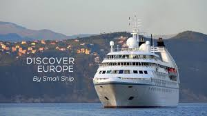 windstar cruises europe by yacht small ship european cruises