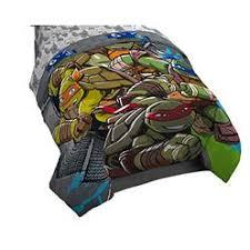 Ninja Turtle Comforter Set Teenage Mutant Ninja Turtles Twin Comforter