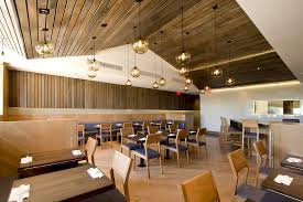 Restaurant Pendant Lighting Restaurant Pendant Lighting Adds Lively Warmth To California Sushi