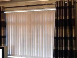 Curtains For Vertical Blind Track Curtains For Vertical Blinds Size Of Ceiling With