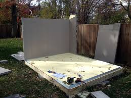 Home Depot Storage Sheds 8x10 by Outdoor Storage Shed Build Or Buy Prefab Archive The Garage