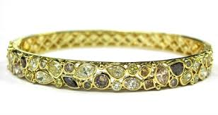bracelet ladies gold images Diamond bracelet jpg