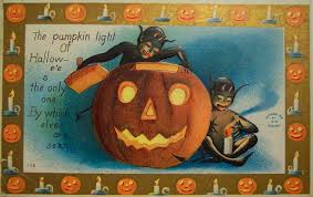 Halloween Vintage Pictures Vintage Halloween Cards U2013 Festival Collections