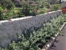 garden and retaining walls pono stone glass tiles natural