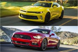 mustang or camaro qotd do you want a ford mustang or a chevrolet camaro the