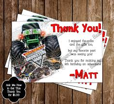 monster jam truck tickets novel concept designs monster jam birthday ticket invitation