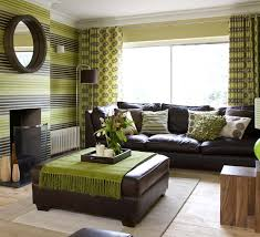interior design ideas for home decor green brown living rooms living room decorating ideas with a green
